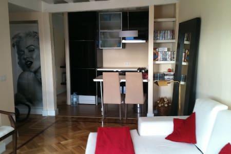 Lovely apartment in center city