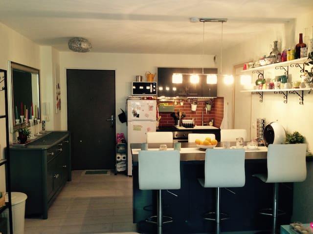 APPARTEMENT COSY T2 + PARKING PRIVÉ - Montpellier - Apartamento