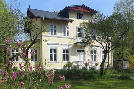 Picturesque villa close to Berlin - Woltersdorf - Talo