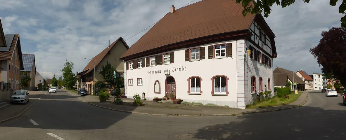 Historisches Haus - Wilhelmsdorf - Huis