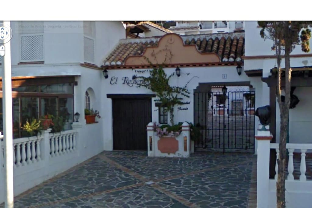 Casa en la herradura junto a playa townhouses for rent for La casa de granada madrid