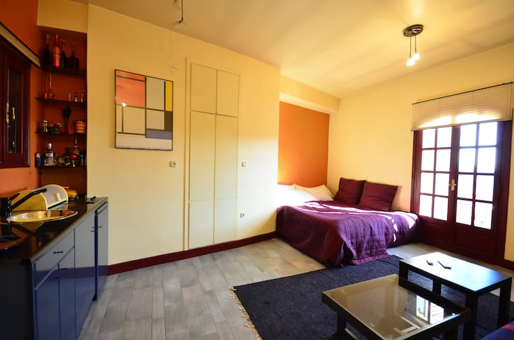 Studio in Arachova center | 20mins from Delphi - Arachova - Apartmen