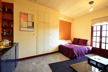 Studio in Arachova center | 20mins from Delphi - Arachova - Byt