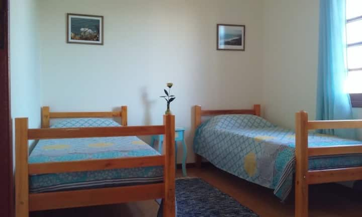 Campeche Bluish Bedroom