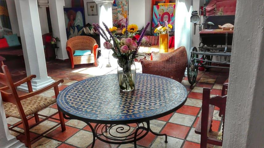 Mini apartment in center of TARIFA