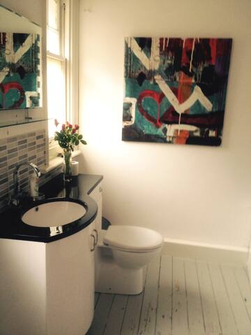 Double, Twin or Triple with EnSuite - Eastbourne - Haus