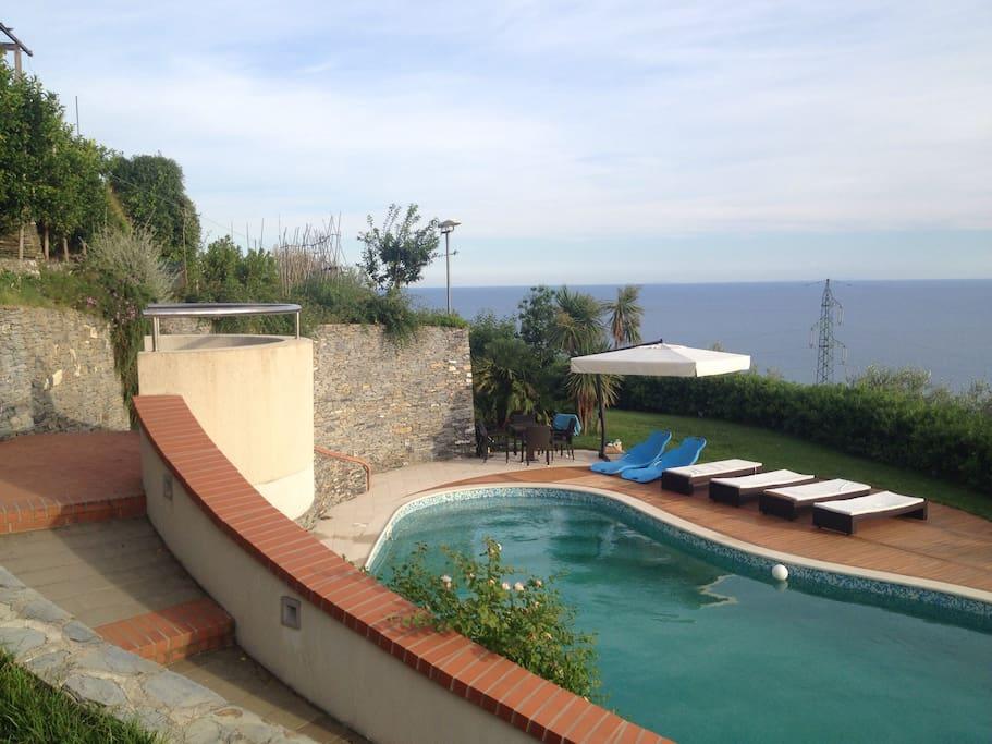 Affitto Villa Lavagna