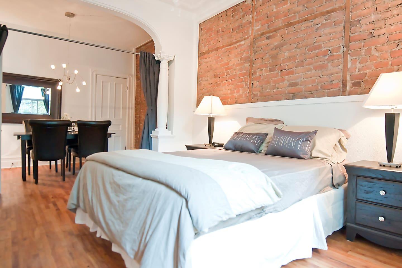 Luxurious Plateau Apartment+Parking