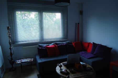 Quiet and very central apartment