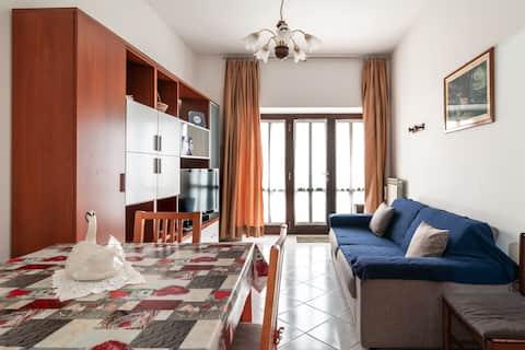 Jean Home Appartamento con 2 camere da letto