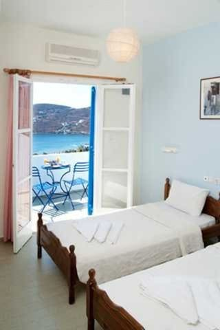 Private Room with sea view - İos - Daire