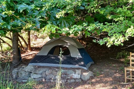 7'x8' Minimalist Tent w/o bedding - Deer Harbor - 帐篷
