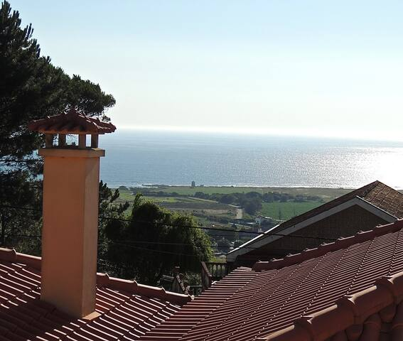 Stone cottage with ocean view - Viana do Castelo