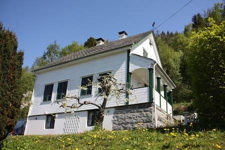 Summerhouse Hagali - Lofthus - Huis