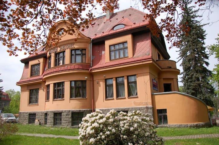Penzion Jablonec - Jablonec nad Nisou - Aamiaismajoitus