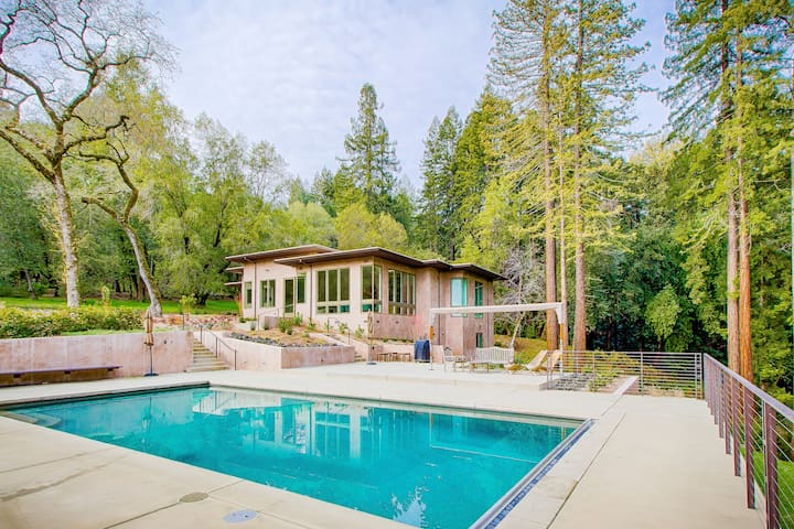 Ultimate Privacy, Sonoma's Redwoods