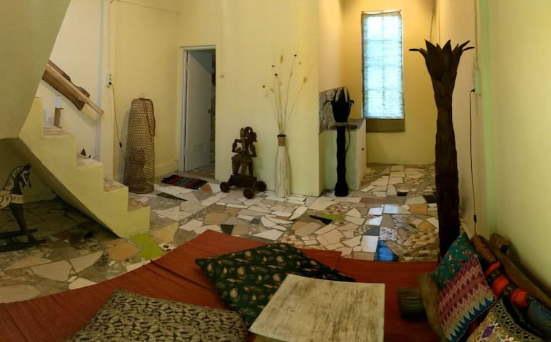 Two Stories Apartment in Seminyak 2