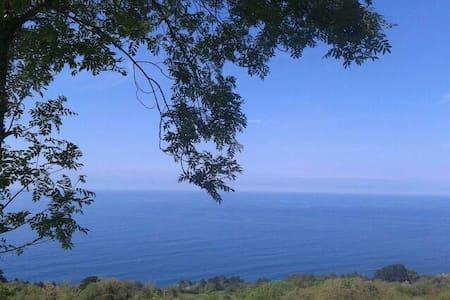 Rodeado de mar y monte, en Igeldo - Donostia