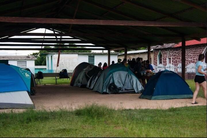Corazon Gran Sabana (Ideal para mochileros)