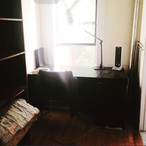 Safe,quiet,cozy,Washington Hts Apt - New York - Bed & Breakfast