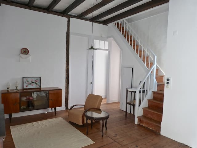 Azores vintage B&B - single room - Faial - Bed & Breakfast