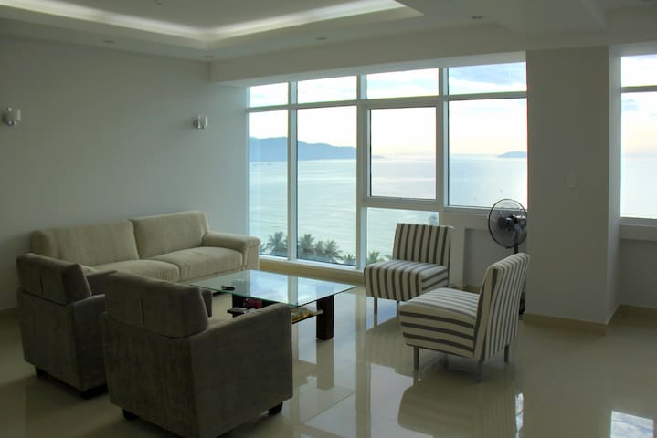 Beautiful Apartment, Ocean View - นาตรัง