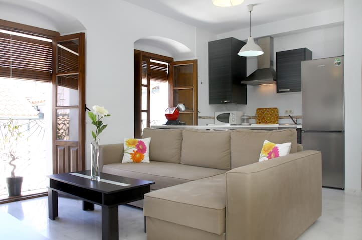 PENTHOUSE IN HISTORIC CENTER - Cordova - Apartmen