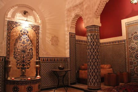 Amazing whole riad in Fez medina ! - Fes - Hus