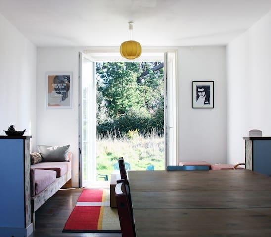 Chambre double - auberge surf et nature !
