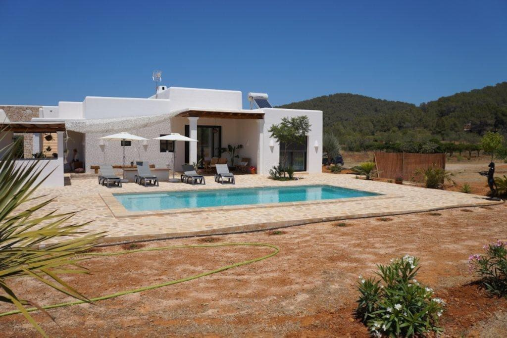 Villa ideal para relax sant miquel villas louer for Piscines illes