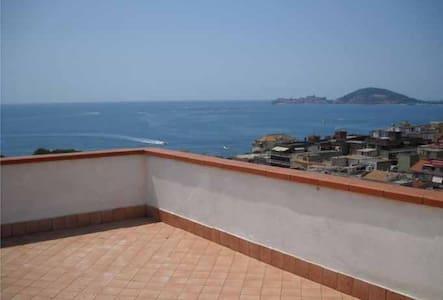 Delicious sea view penthouse - Apartment
