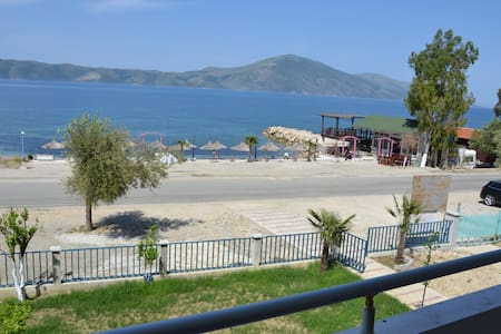 Holiday Apartment #3 in Vlora Beach - Radhimë / Orikum - Apartmen