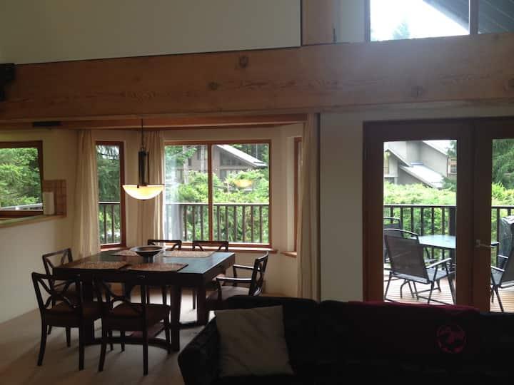 Whistler Swiss Haus - 3 Bedrooms