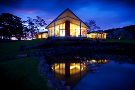 Exclusive Mt Hay Retreat, Berry - Berry - Stuga
