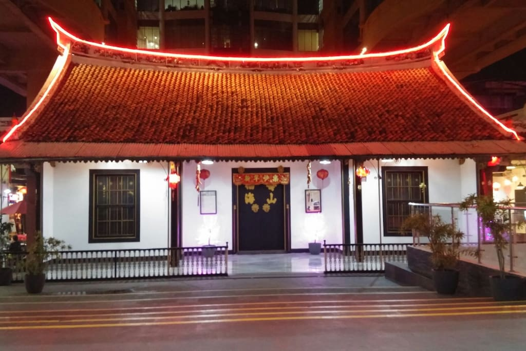 Heritage of China building