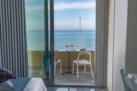 Deluxe Suite with Sea view - Rethymno - Wohnung