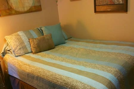Zen Room Clean, Warm and Cozy Space - Shasta Lake - Haus