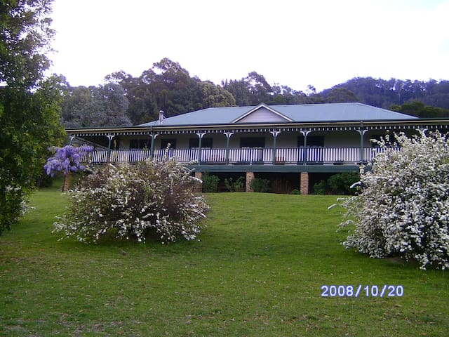 Bountiful Farm House - Kangaroo Valley - Huis