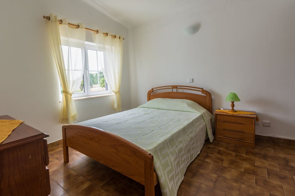 Room with Double Bed