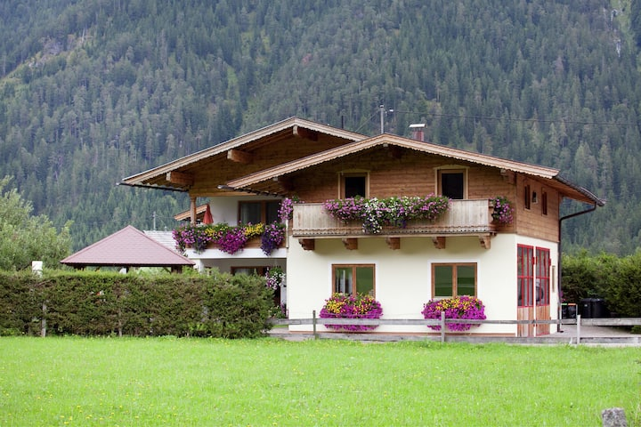 Alluring Apartment with Swimming Pool in Waidring Tyrol