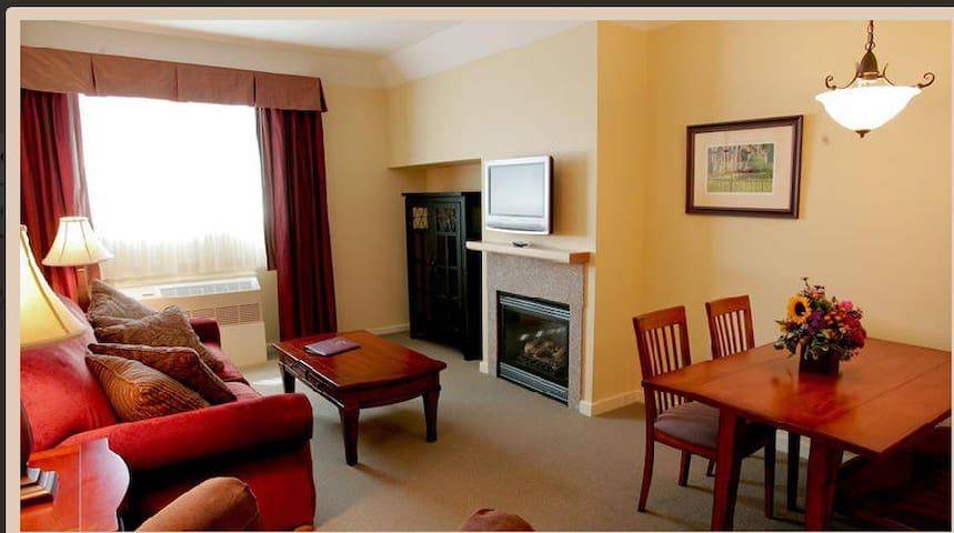 One Bedroom Suite Near Okemo - Cavendish - Apartemen