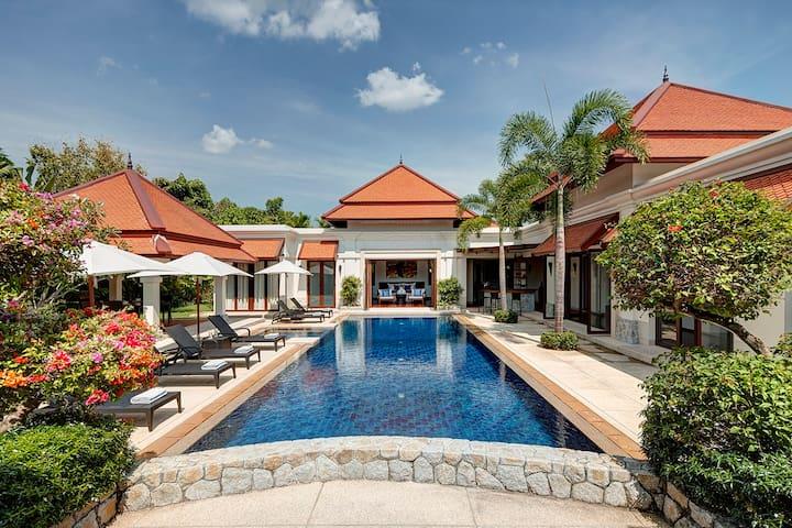 Luxury villa near Bang Tao beach - Choeng Thale - House