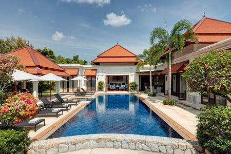 Luxury villa near Bang Tao beach - Choeng Thale - Dům