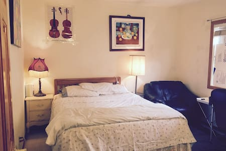 6A-Comfy Room in long stay LA/Month or More - San Gabriel - 独立屋