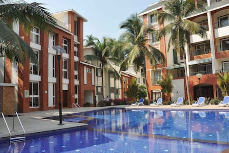 Luxury 1 BHK in 4* Amenities Resort
