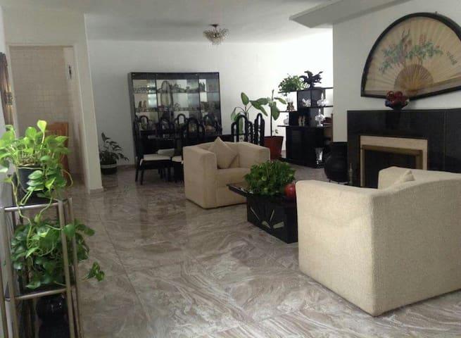 Recamada amplia con 2 camas - Cidade do México - Apartamento