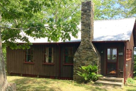Peaceful Rustic Cabin