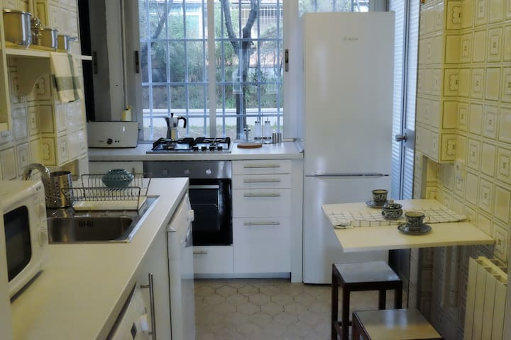 Nice, well-located 3-room flat. - Madrid - Leilighet