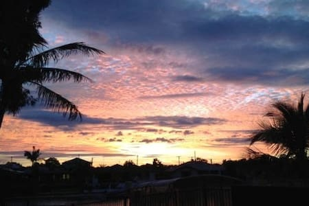 Share on the canal in Tweed Heads - Tweed Heads - Flat