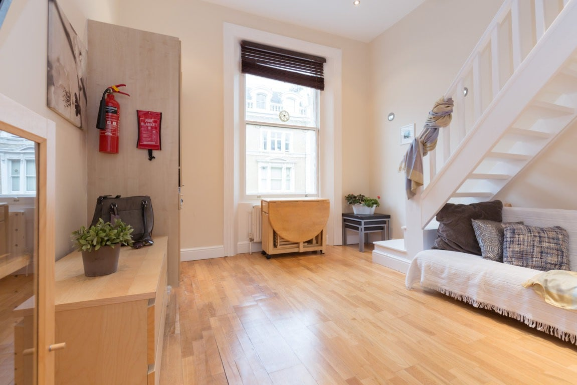 A marvelous studio flat in Notting Hill Londres Appartement